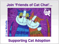 Friends of Cat Chat supporters scheme