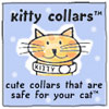 Safe Cat Collars from Kitty Collars