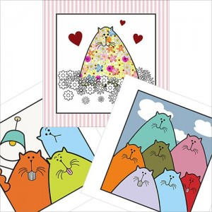 * OFFER * 3 Cards for £5 (choose from 6 designs)